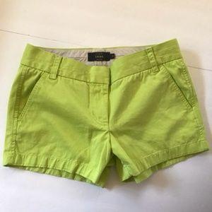 J.Crew Chino Size 0 Shorts